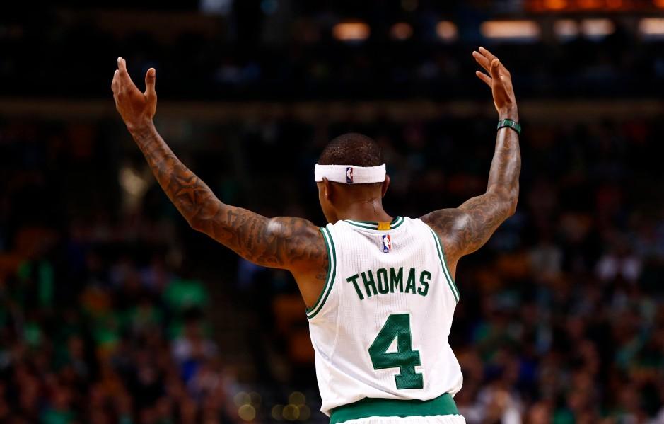 NBA: Washington Wizards at Boston Celtics