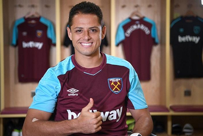 Javier-Chicharito-Hernandez-West-Ham