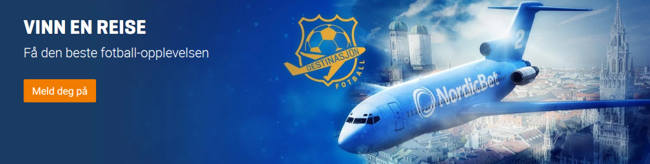 destinasjon fotball